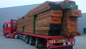 Hout_transport